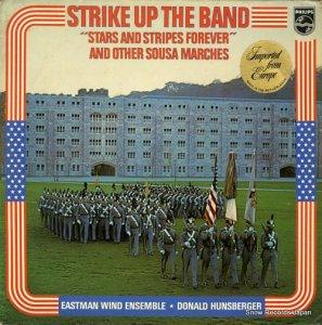 ドナルド・ハンスバーガー - strike up the band - 9500151