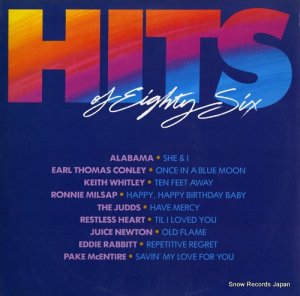 V/A - hits of eighty six - 5768-1-R