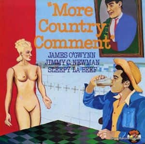 V/A - more country comment - CR30163