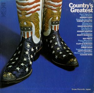V/A - country's greatest - KH30346