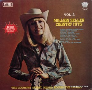 V/A - million seller country hits vol. 2 - OS-145