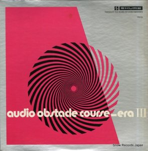 V/A - an audio obstacle course - era iii - TTR110