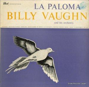 ビリー・ヴォーン - la paloma - DLP3140