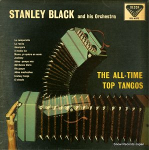 スタンリー・ブラック - the all-time top tangos - SKL4075