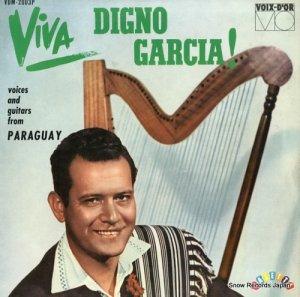 ディグノ・ガルシア - ギターと歌とインディアン・ハープ - VOM-2003P