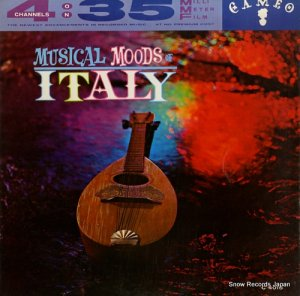 ジャンニーニ - musical moods of italy - C-4016