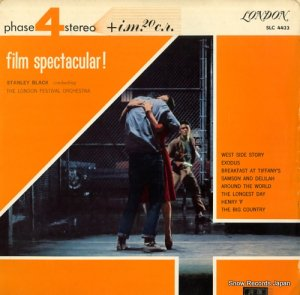 スタンリー・ブラック - グレート・フィルム・スペクタクラー - SLC4423