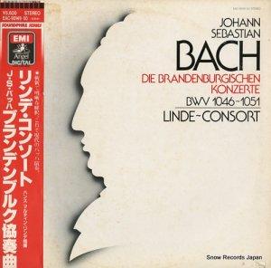 リンデ・コンソート - バッハ:ブランデンブルク協奏曲 - EAC-90149.50