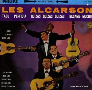 ロス・アルカルソン - タブー/ロス・アルカルソン - SFL-7017