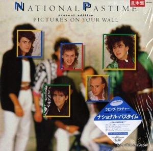 ナショナル・パスタイム - ラビング・ピクチャー - VIP-4204