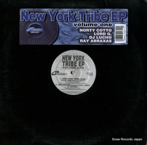 V/A - new york tribe ep (volume one) - CR-1031EP