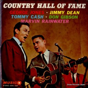 V/A - country hall of fame - MDS1027