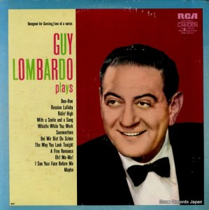 ガイ・ロンバルド - guy lombardo plays - CAS-255