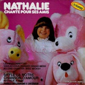 ナタリー - nathalie chante pour ses amis - NTV-1811