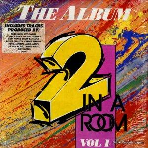 2 IN A ROOM - the album vol.1 - CR-2001