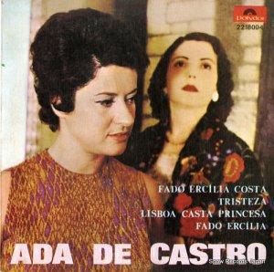 エイダ・デ・カストロ - fado ercilia costa - 2218004