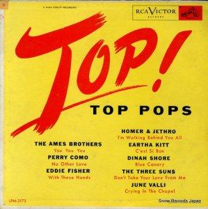 V/A - top pops - LPM-3173