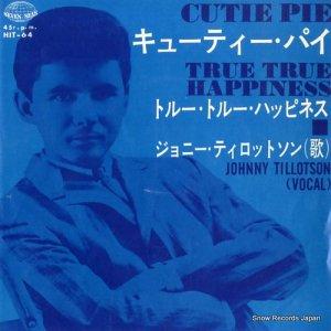 ジョニー・ティロットソン - キューティー・パイ - HIT-64