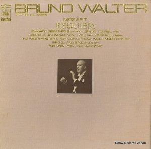 ブルーノ・ワルター - モーツァルト:レクイエム - SONC15007