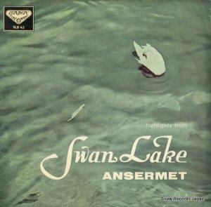 エルネスト・アンセルメ - チャイコフスキー:バレエ音楽「白鳥の湖」作品20ーハイライツ - SLB43