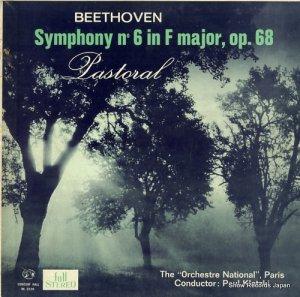 ポール・クレツキー - ベートーヴェン:交響曲第6番ヘ長調「田園」 - M.2239