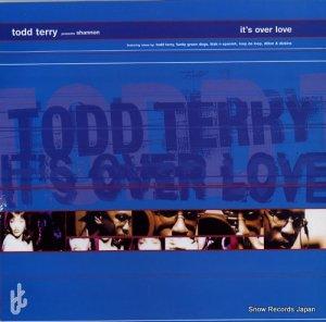トッド・テリー - it's over love - FESX37