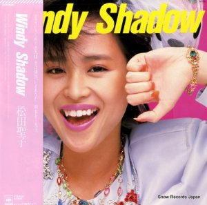 松田聖子 - windy shadow - 28AH1800
