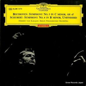 ヘルベルト・フォン・カラヤン - ベートーヴェン:交響曲第5番ハ短調作品67「運命」 - SLGM-1270