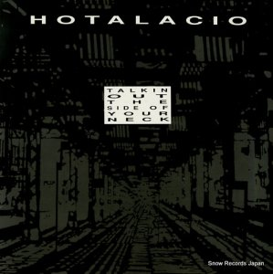 HOTALACIO - talking out the side of your neck - KISS3