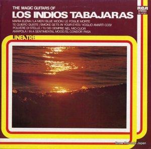 ロス・インディオス・タバハラス - the magic guitars of los indios tabajaras - NL47301