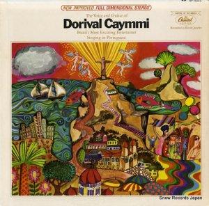 ドリヴァル・カイミ - the voice and guitar of dorival caymmi - ST10414