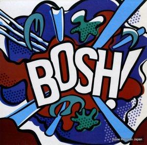 クワイエット・ボーイズ - bosh! - JAZIDLP121
