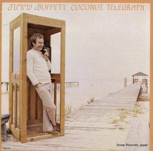 ジミー・バフェット - coconut telegraph - MCA-5169