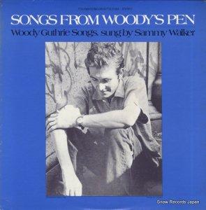 サミー・ウォーカー - songs from woody's pen - FTS31064