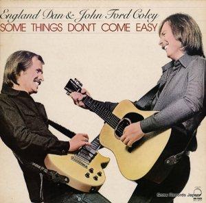 イングランド・ダン&ジョン・フォード - some things don't come easy - K50470
