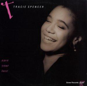 トレイシー・スペンサー - save your love - V-15633