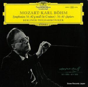 カール・ベーム - mozart; symphonien nr.40 (in g minor) and nr.41