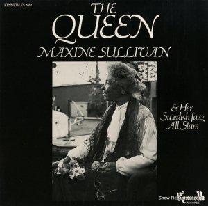 マキシン・サリヴァン - the queen & her swedish jazz all stars - KS2052