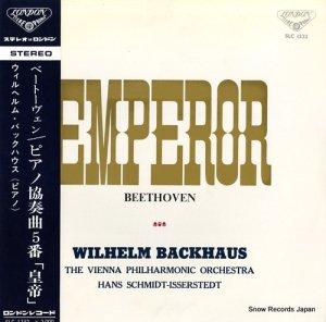 ウィルヘルム・バックハウス - ベートーヴェン:ピアノ協奏曲第5番「皇帝」 - SLC1232