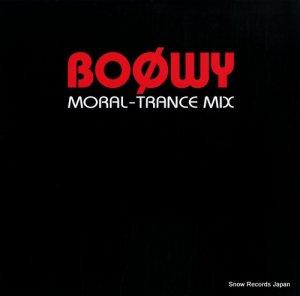 ボウイ - moral trance mix & moral+3-digital remaster - CLP-518