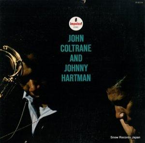 ジョン・コルトレーン&ジョニー・ハートマン - john coltrane and johnny hartman - YP-8575-AI
