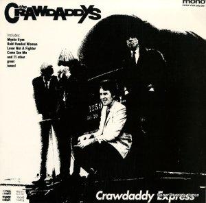 クロウダディズ - crawdaddy express - VXS200.001