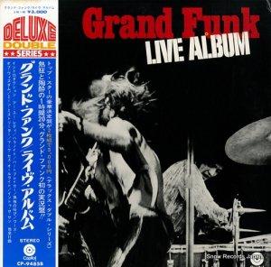 グランド・ファンク・レイルロード - ライヴ・アルバム - CP-9485B