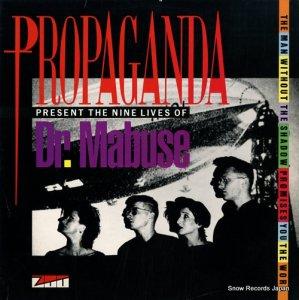 プロパガンダ - das testaments des mabuse - 12ZTAS2
