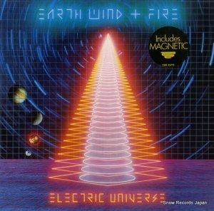 アース・ウィンド&ファイアー - electric universe - CBS25775