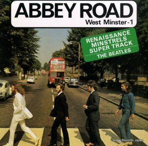 ザ・ビートルズ - abbey road west minster 1 - BD-2441