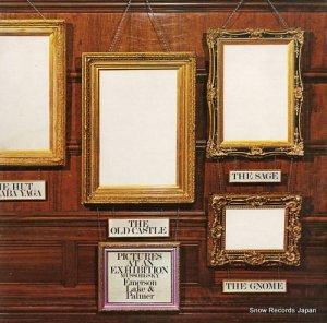 エマーソン・レイク&パーマー - pictures at an exhibition - HELP1