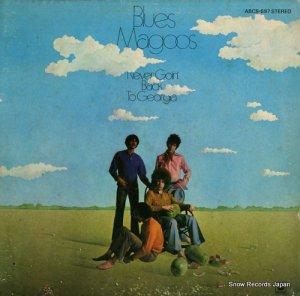 ブルース・マグース - never goin' back to georgia - ABCS-697