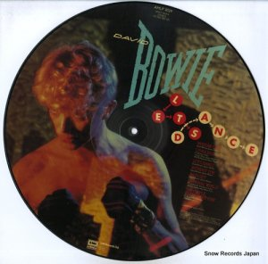 デビッド・ボウイ - let's dance - AMLP3029