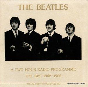 ザ・ビートルズ - a two hour radio programme the bbc 1962-1966 - CBB-20